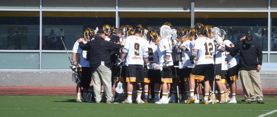 Men's Lacrosse Hosts No. 3 Johns Hopkins on Saturday Afternoon