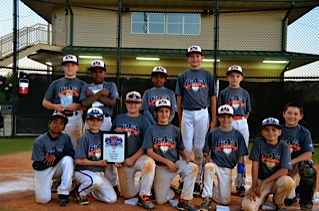 6-4-3 DP Baseball's 10U Cougars win USSSA Jay Criscione Super NIT Tournament