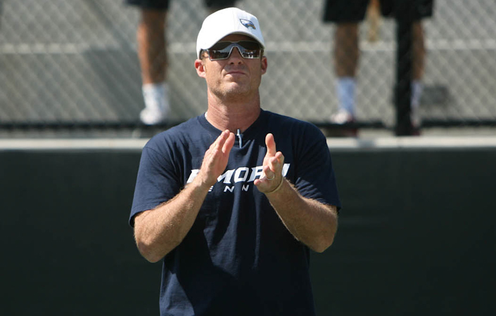 Emory Men's Tennis Opens Springs Season