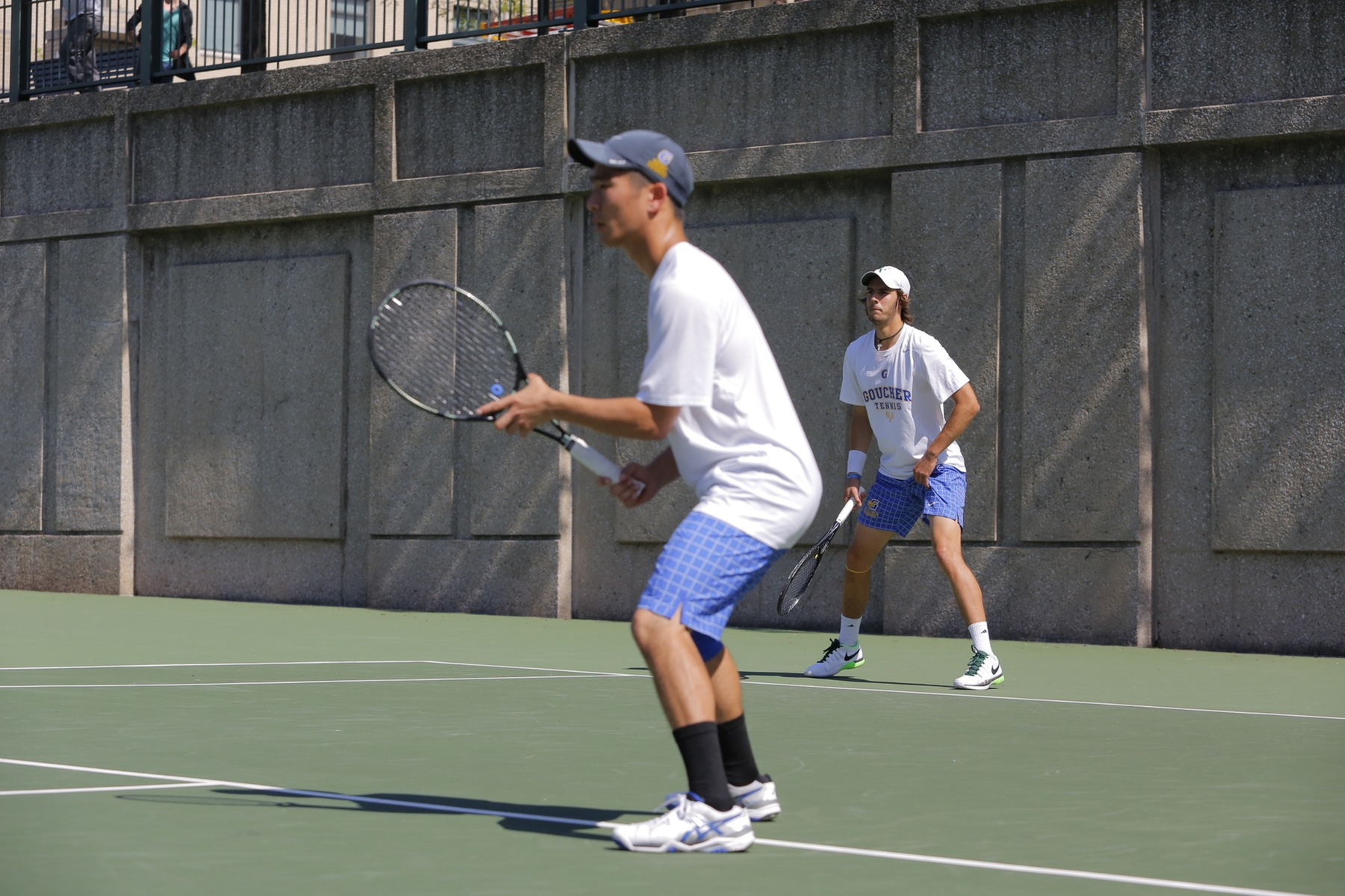 Hodges & Fujitani Set New Standard in Team Doubles Wins