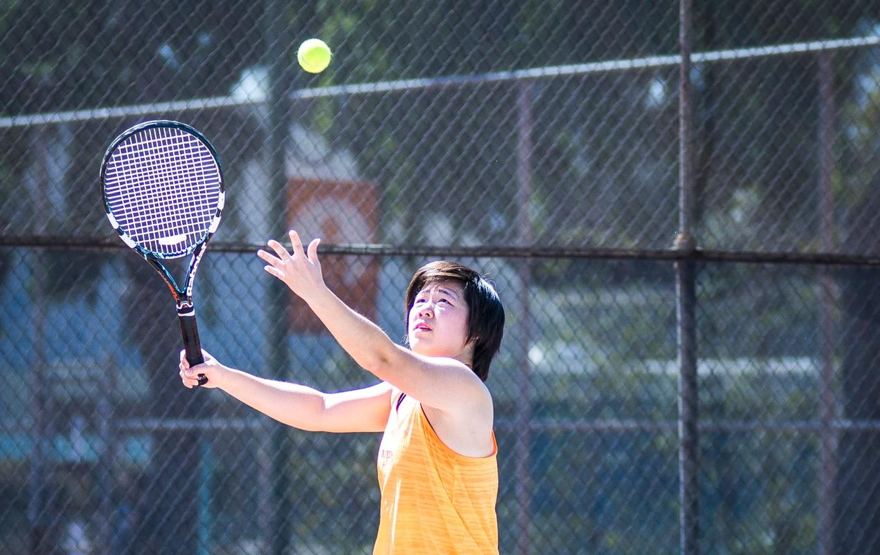 40th-Ranked Women's Tennis Ready for Next Step