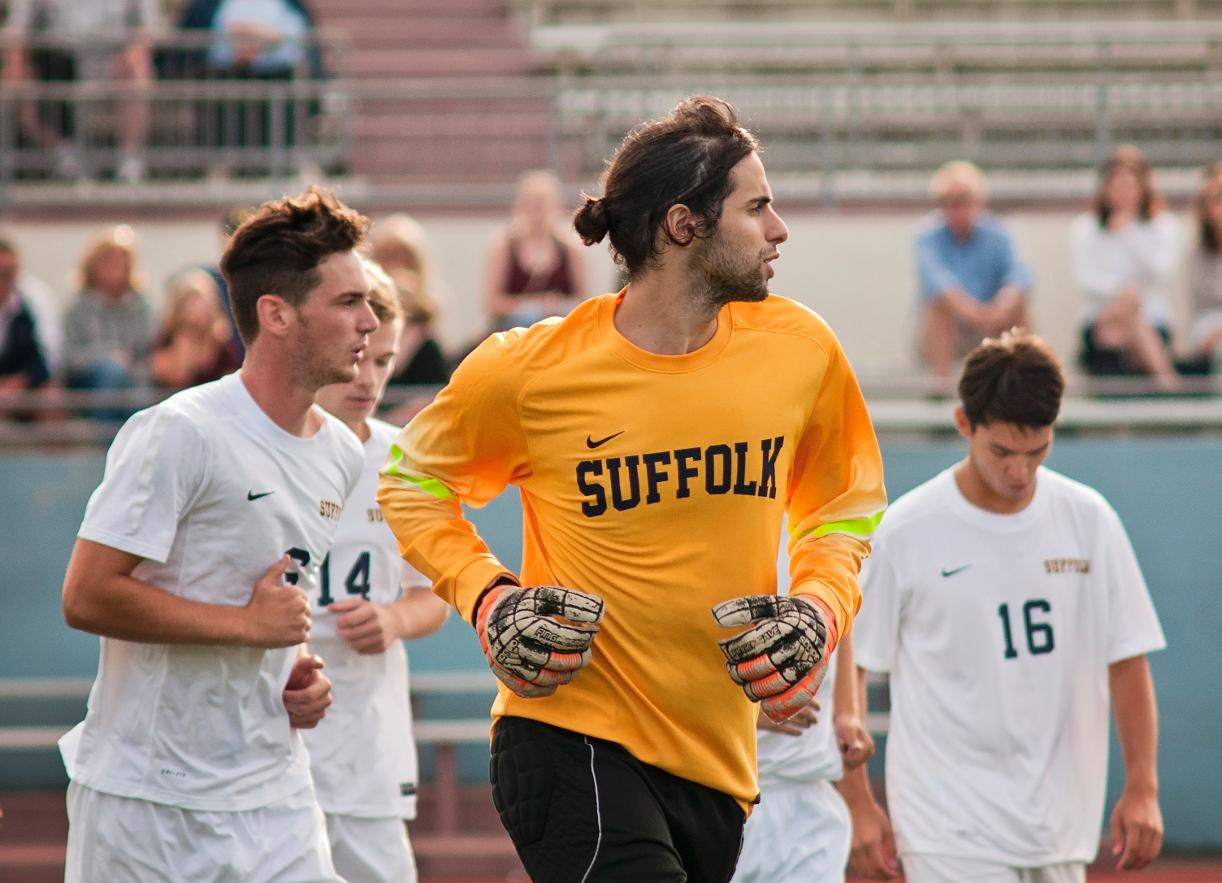 Saint Joseph's Scores in OT to Down Men's Soccer
