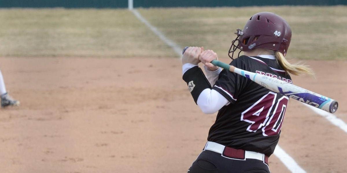 Evangel Softball Rallies to Split at Missouri Valley