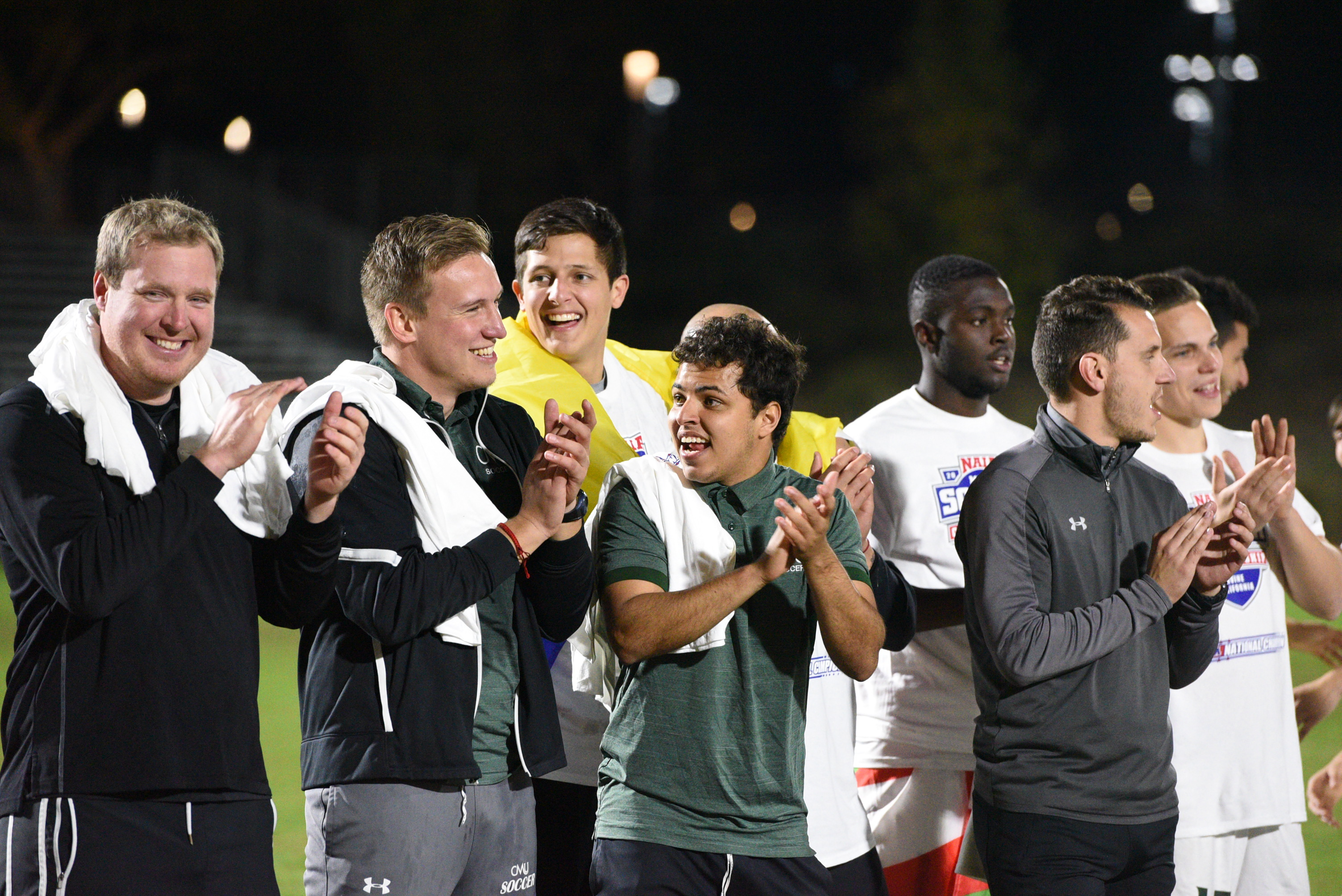 2018 NAIA Men's Soccer Coach of the Year