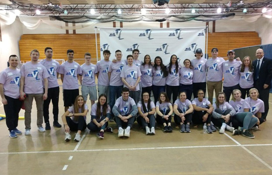 Geneseo Athletics Hosts Section V Leadership Summit