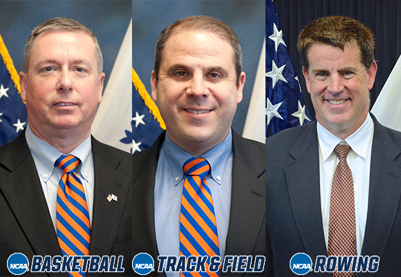 Coast Guard Trio Are Part of NCAA Committees