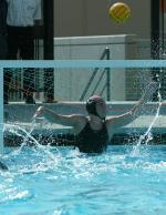 Women's Water Polo Enjoys Alumni Day