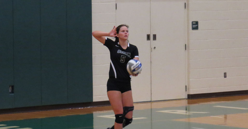Lake Erie Concludes Ashland Tourney with Split