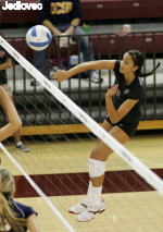 Santa Clara Volleyball Falls 3-0 To USF In WCC Action