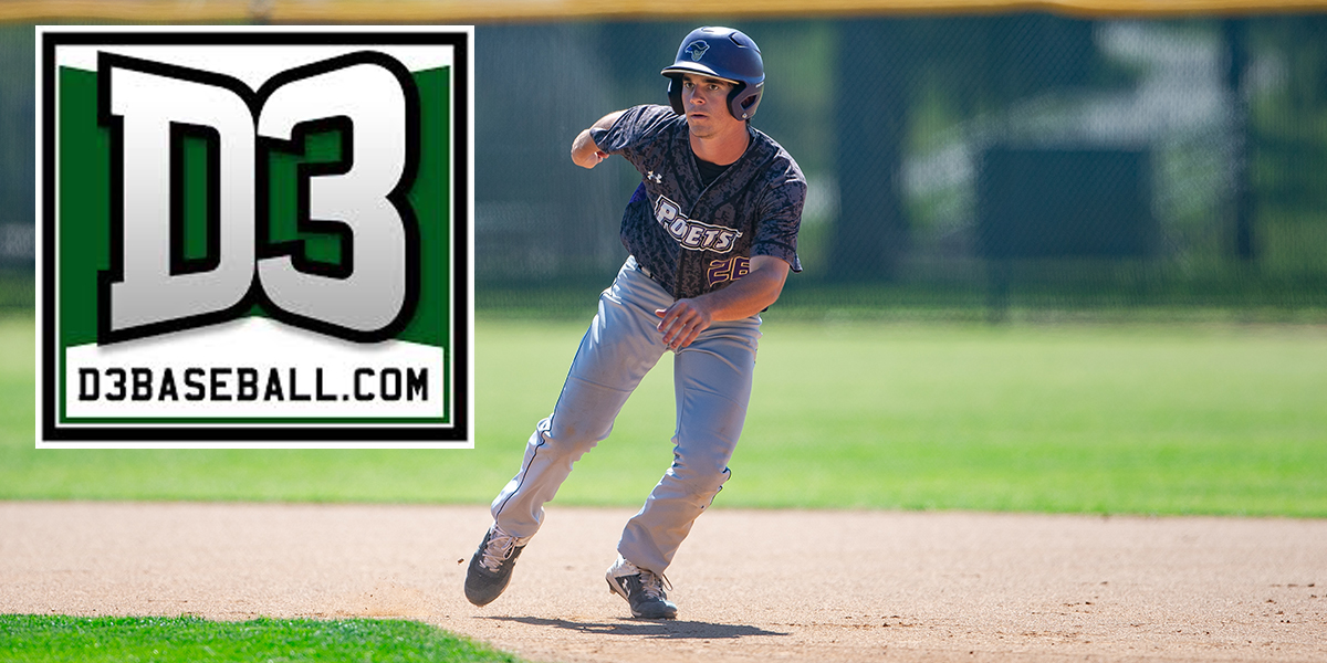Dane Goodman selected to d3baseball.com All-West Region 2nd Team