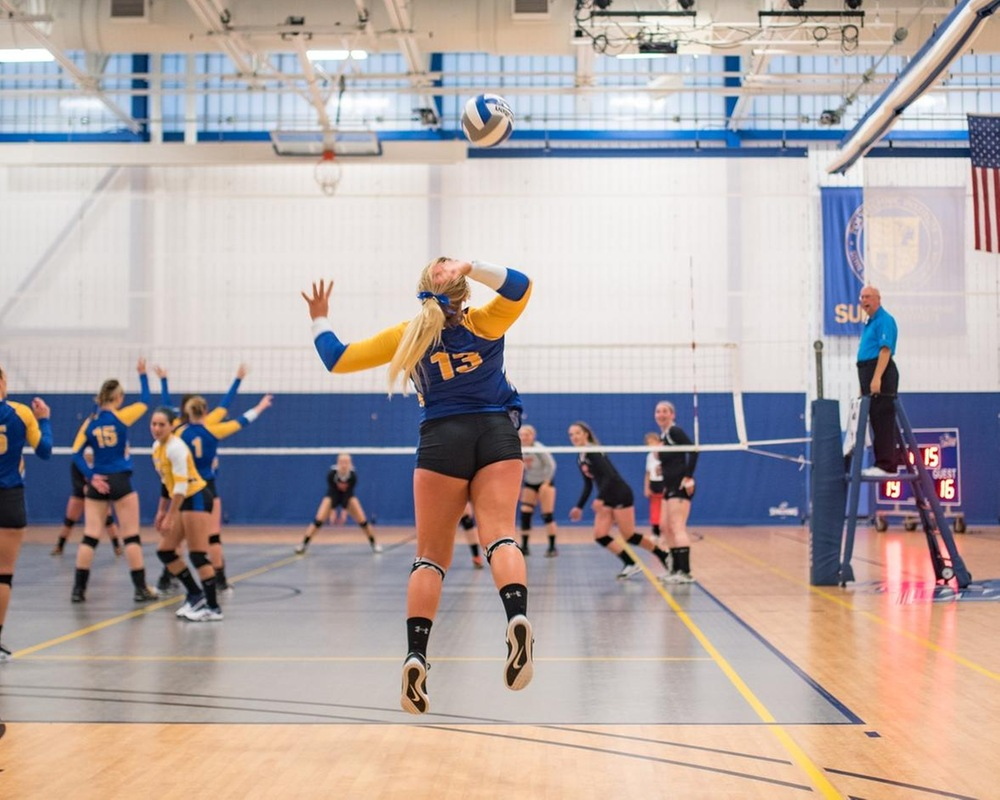 WVB: Johnson Breaks SUNY Poly Career Assists Record, Wildcats Drop Three in Hartwick Invitational.