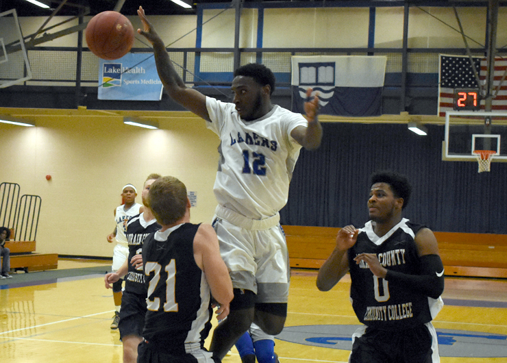 Late Lakeland rally not enough to beat Lorain County, 101-90