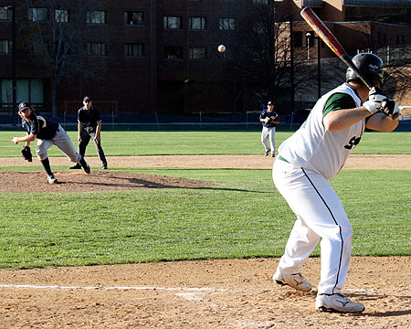 Streak Over! Gallaudet baseball ends 13-year conference losing skid