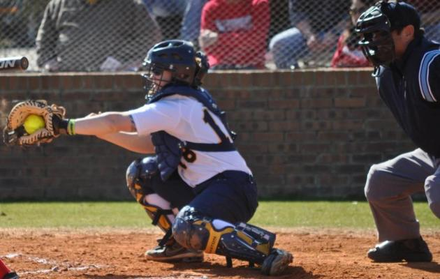 Lander Sweeps Coker in Non Conference DH