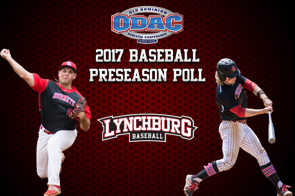 ODAC Baseball Preseason Poll Released