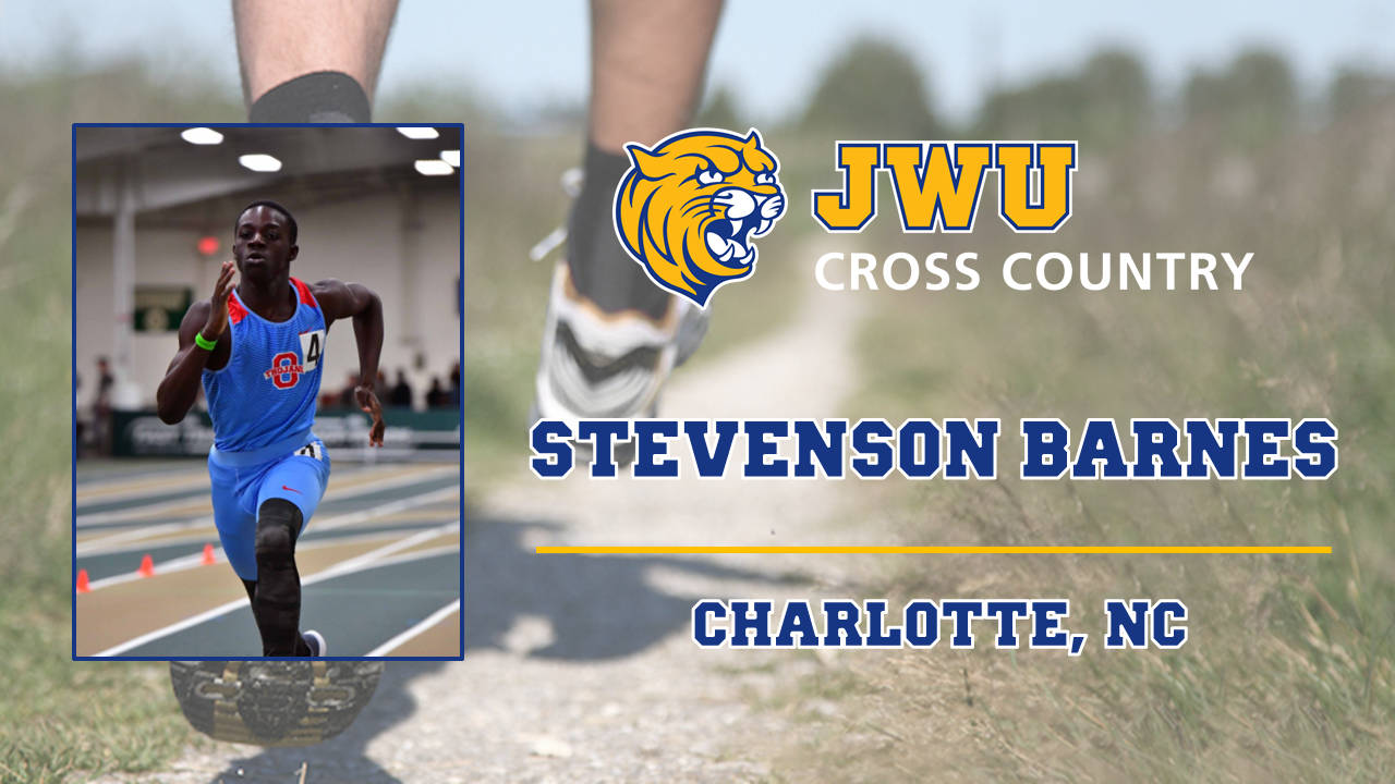 Charlotte Native Stevenson Inks With JWU Cross Country