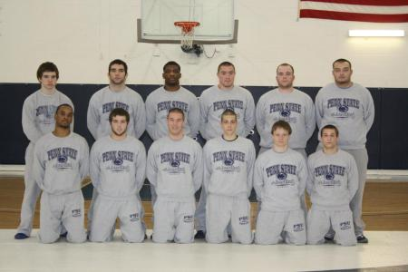 Penn State DuBois Wrestling set for weekend competition.
