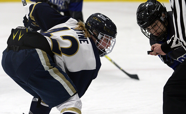 Women's Hockey Defeated by Adrian