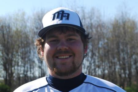 Topper tops Brandywine from the mound