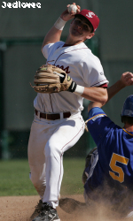 Santa Clara Baseball Edged 4-3 By USF