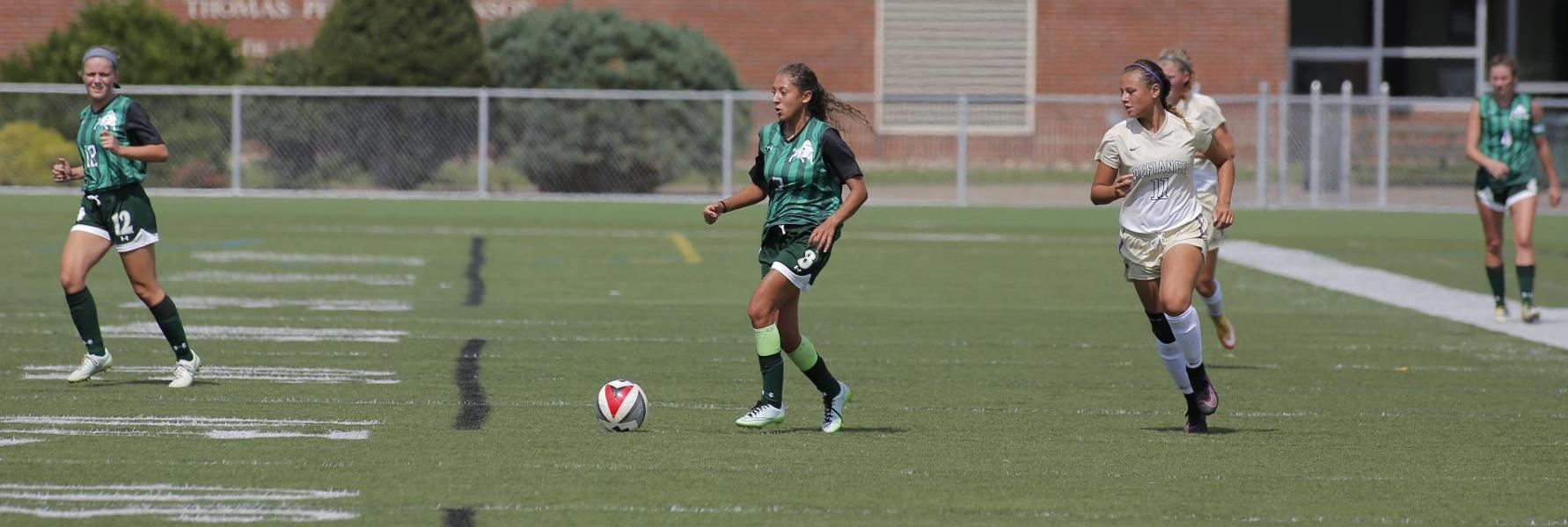 Bethany Women's Soccer Falls at Franciscan