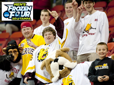 Ferris State Hockey Fans Headed To Tampa