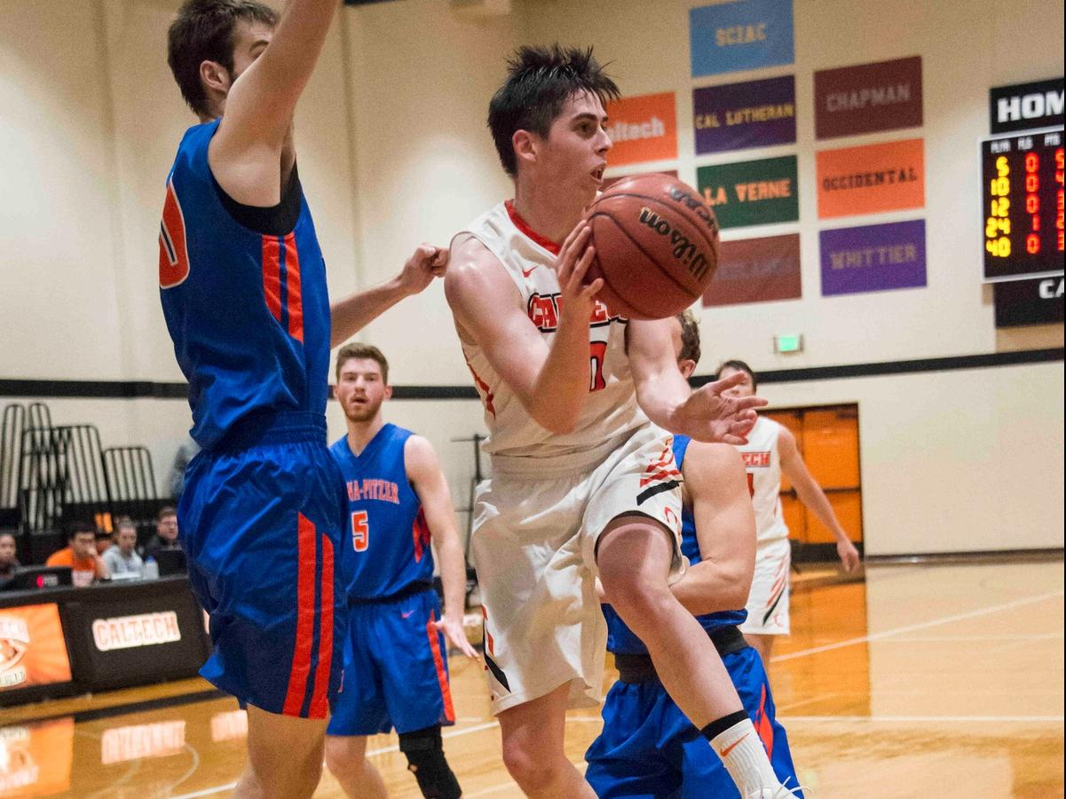 Andrews Sets Assists Record in Third Oxy Game