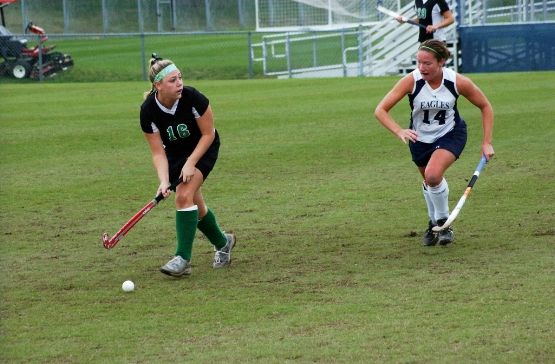 Jones, Duffy Pace UMW Field Hockey, 2-1, Past York and Into CAC Championship