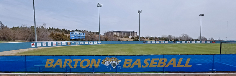 Lawson-Biggs Field, Home of Barton Baseball