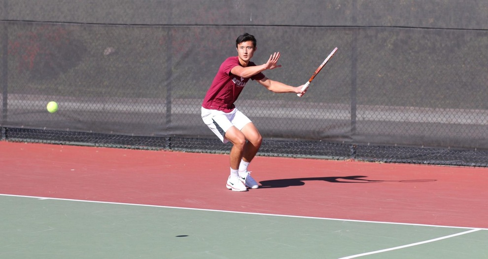 Men's Tennis Plays BYU Saturday, USD Sunday In Home Finale