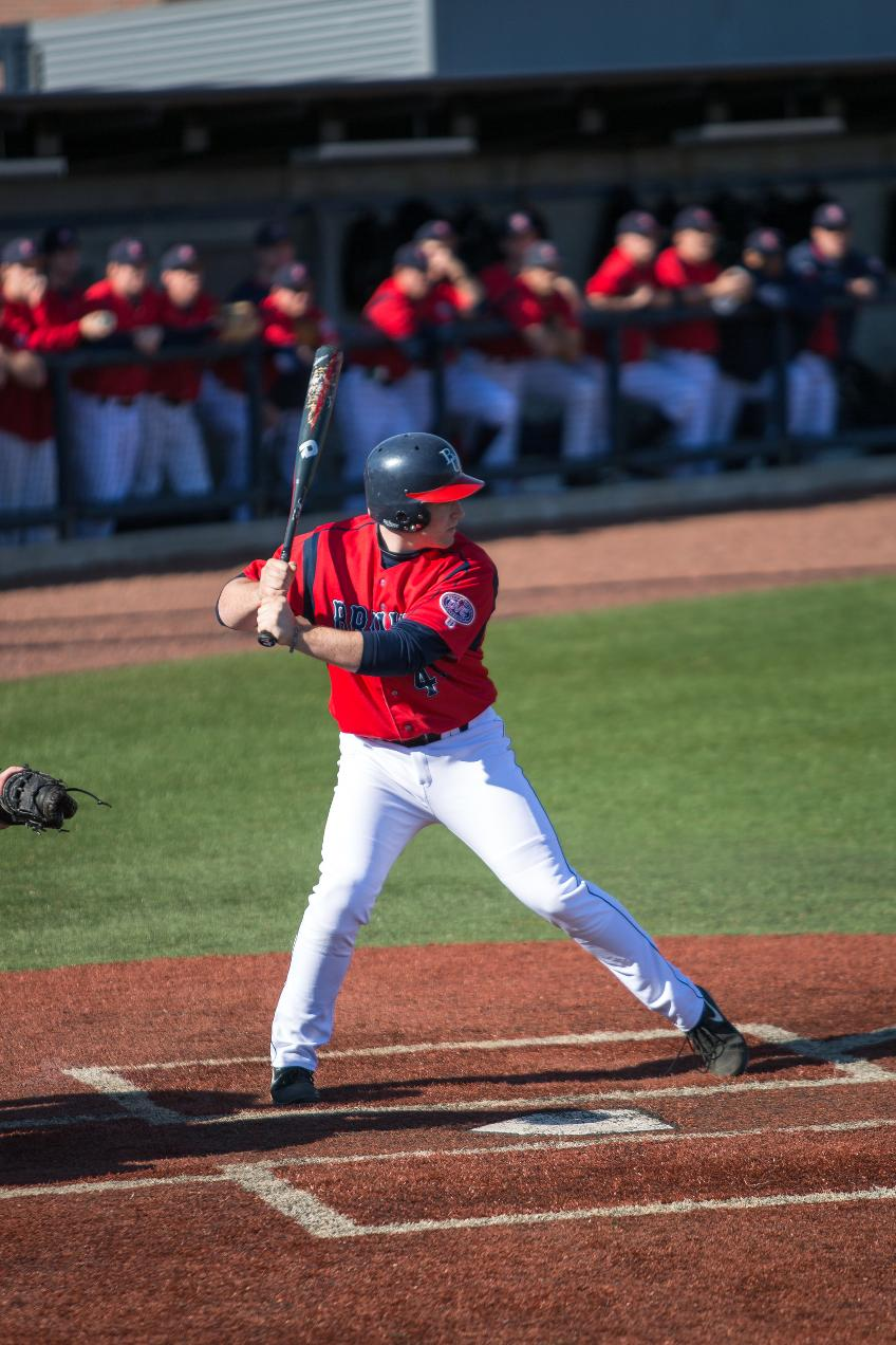 Egli's Two-Run Homer Lifts Belmont Over Mercer Saturday