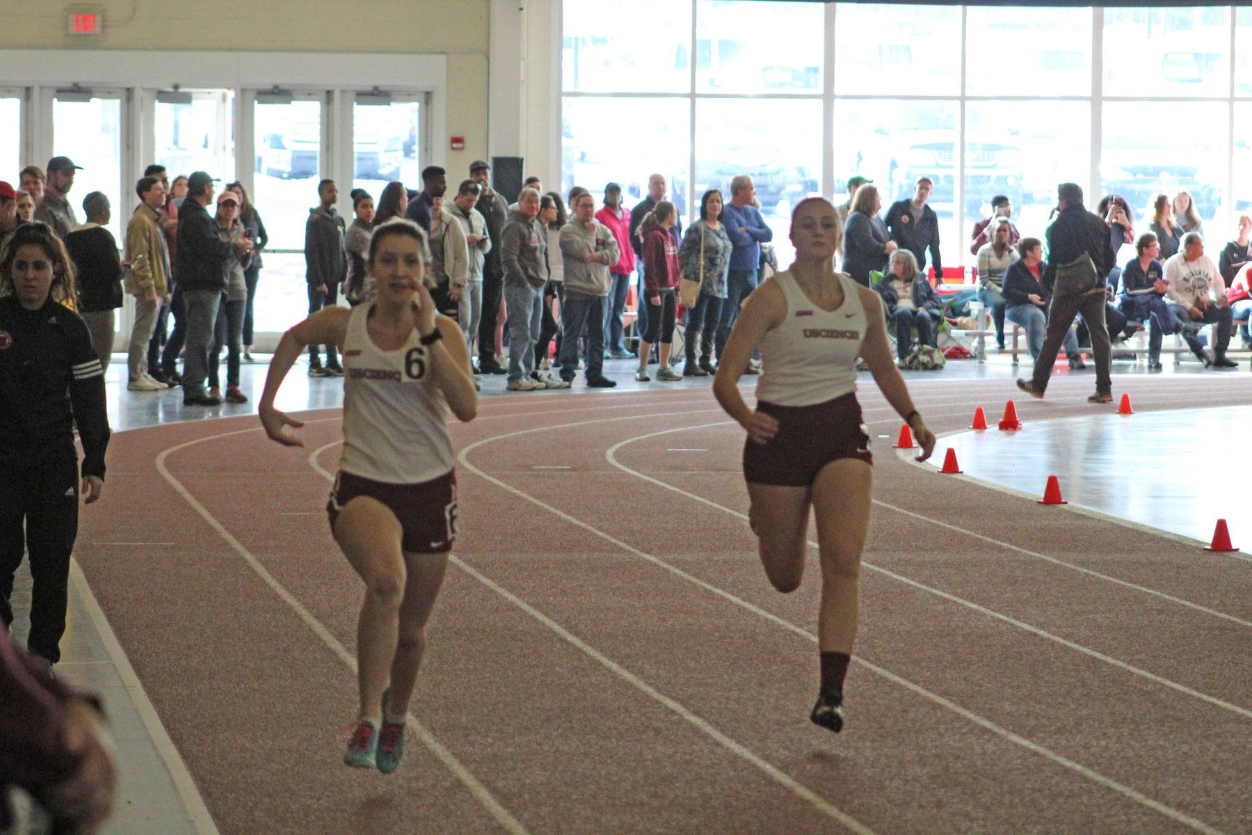 Women's Track and Field Continues Indoor Schedule at Albright Invitational