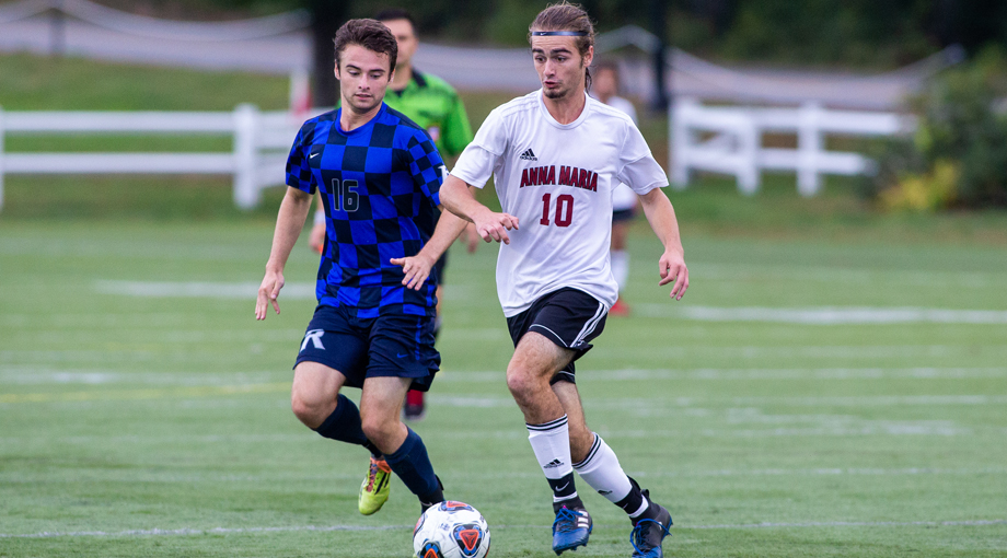Men's Soccer Takes Season Opener 3-2 over Curry