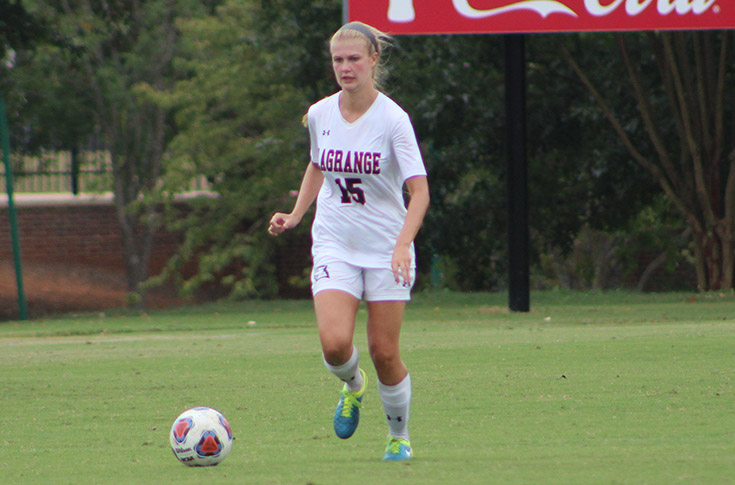 Women's Soccer: Panthers fall to Salem and Piedmont on USA South weekend road trip