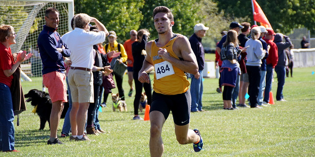 Cross Country Finishes Strong At National Catholic Invitational