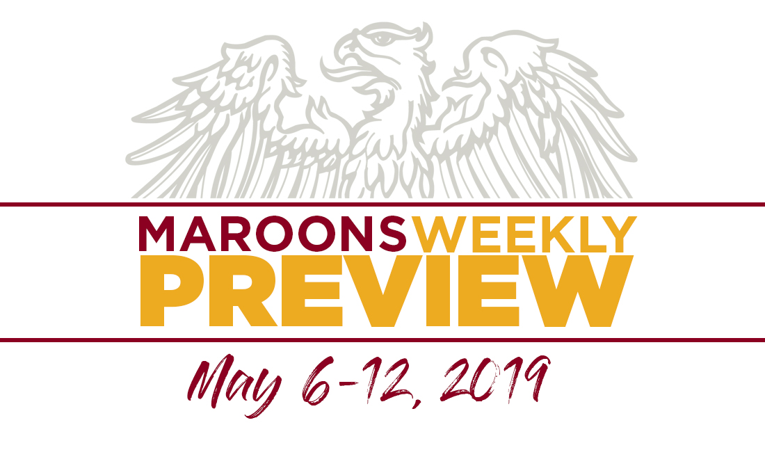 UChicago Athletics Preview: May 6-12