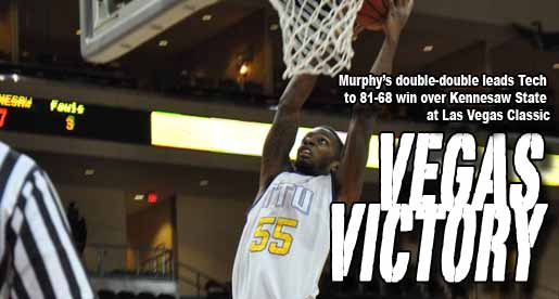 Hot-shooting Golden Eagles get defensive late, blow past Kennesaw State