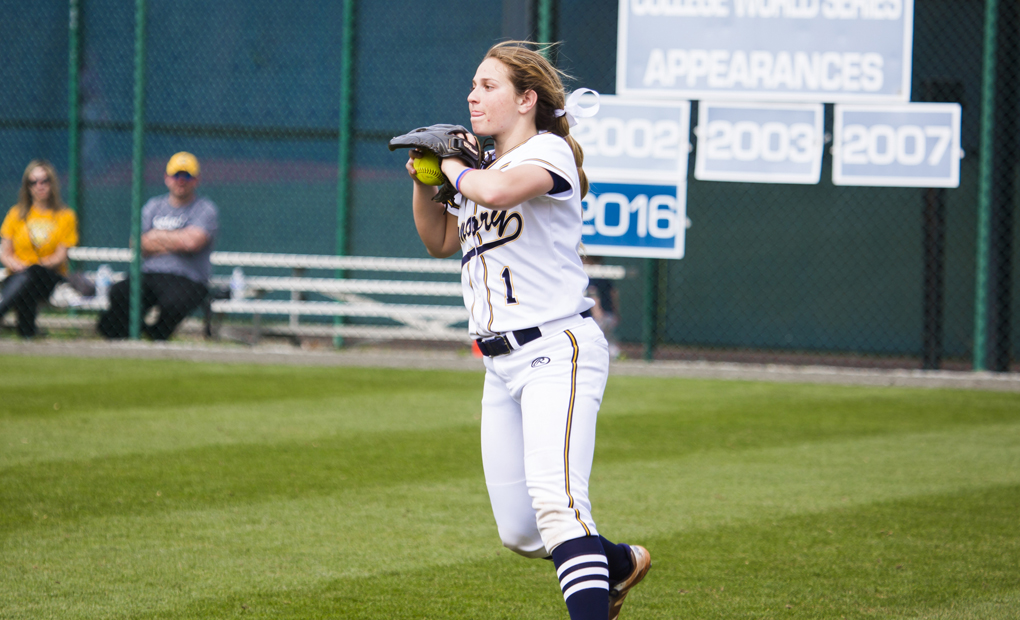 Emory Softball Takes Two From Carnegie Mellon -- Sweeps Four-Game Series