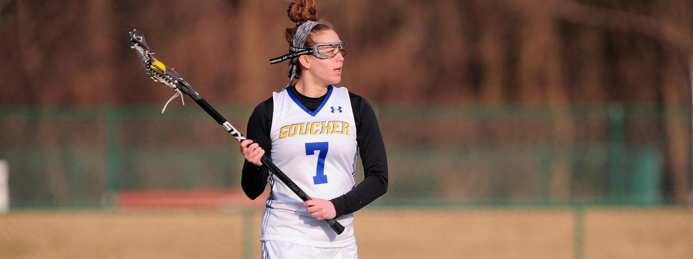 Goucher Women's Lacrosse Faces First Landmark Conference Road Test At Elizabethtown On Saturday
