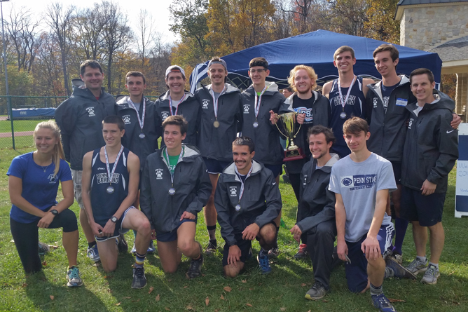 Buffington Leads Lions To Sixth Consecutive AMCC Title