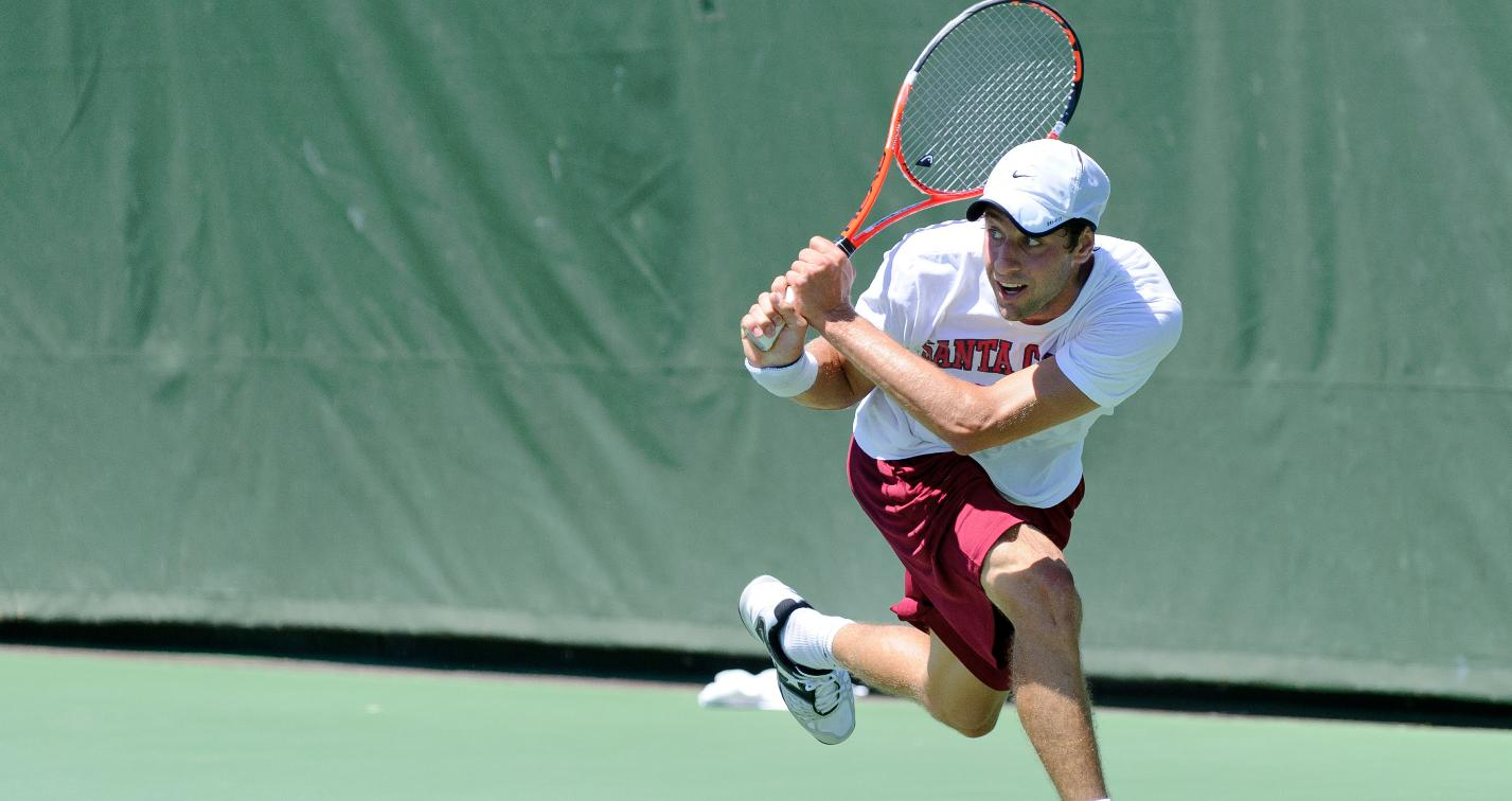 John Lamble Falls In Three Sets In Third Round of All-Americans