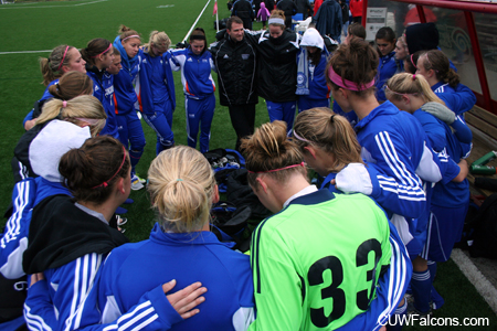 Women's Soccer season ends in quarterfinals of NAC Tournament