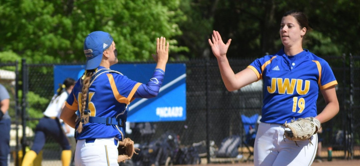 Softball Upsets 19th-Ranked TCNJ 3-1 to Start NCAA Tournament