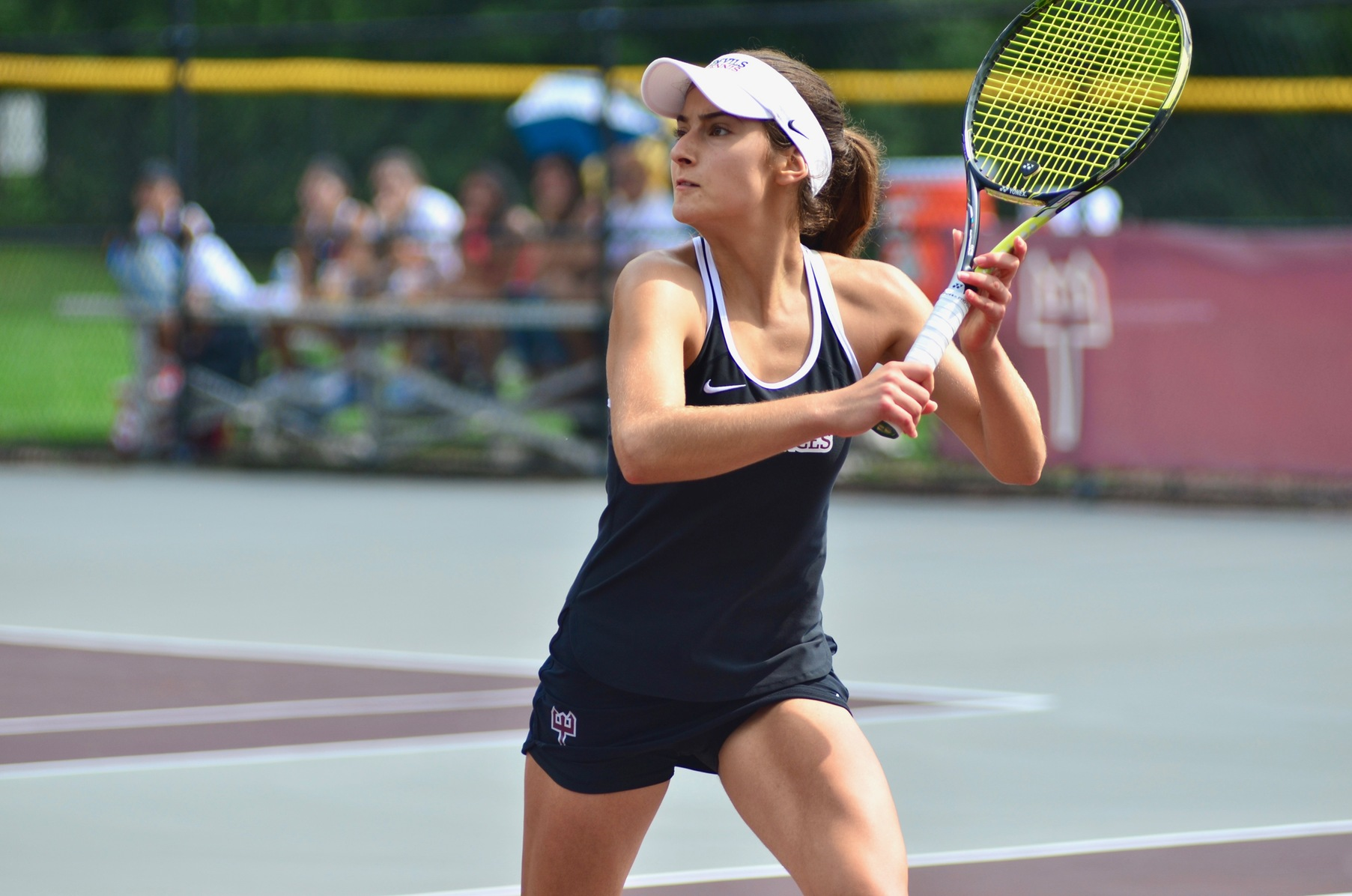Women's Tennis Prevails in Doubles; Devils Fall in Home-Opener