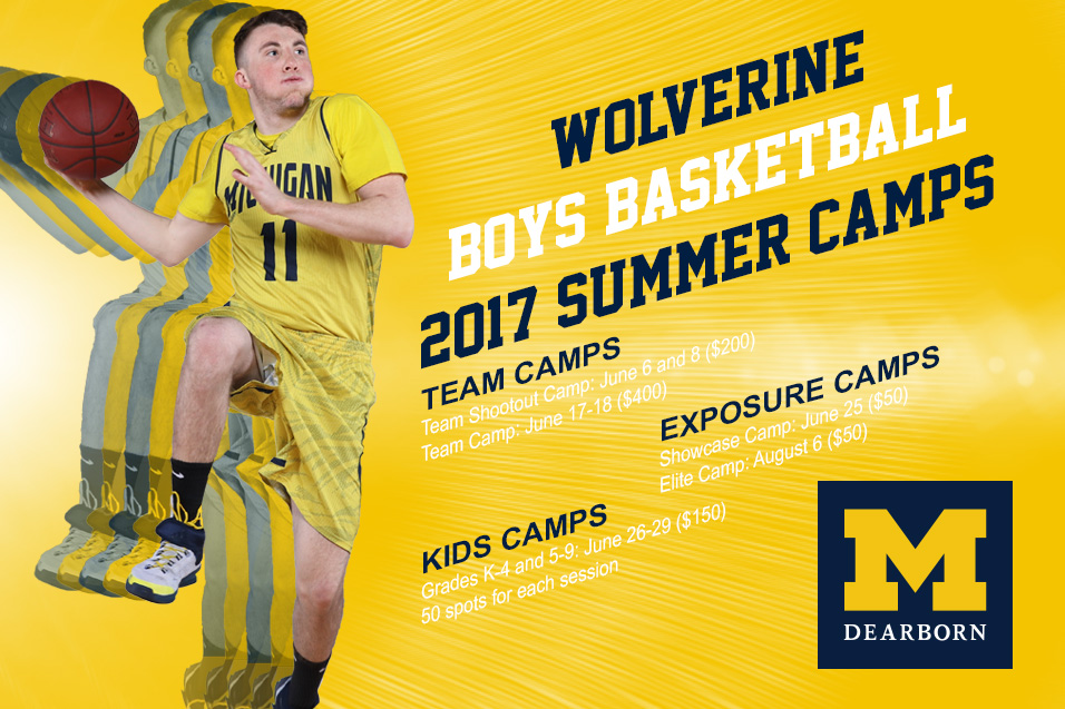 Photo for MBB Announces Summer Camp Schedule