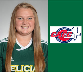 Toropiw Named CACC Defensive Player Of The Week