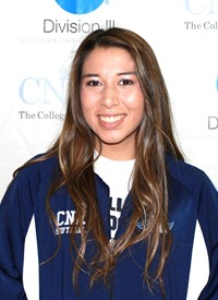 Gutierrez receives Association of Division III Independents Softball Player of the Week award