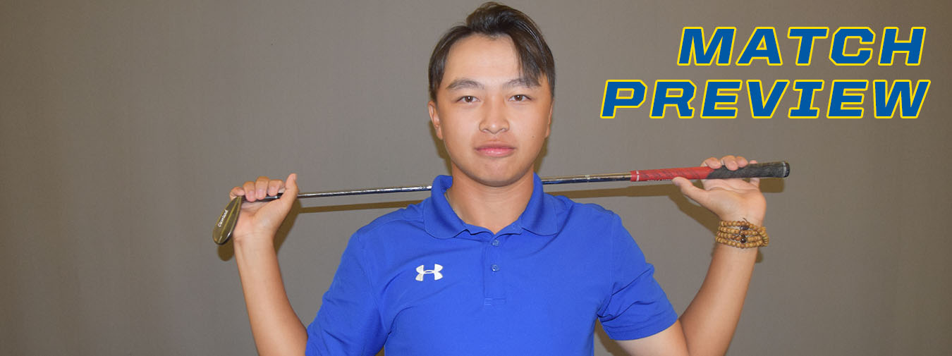 Goucher Men's Golf Travels To Landmark Conference Fall Preview On Saturday