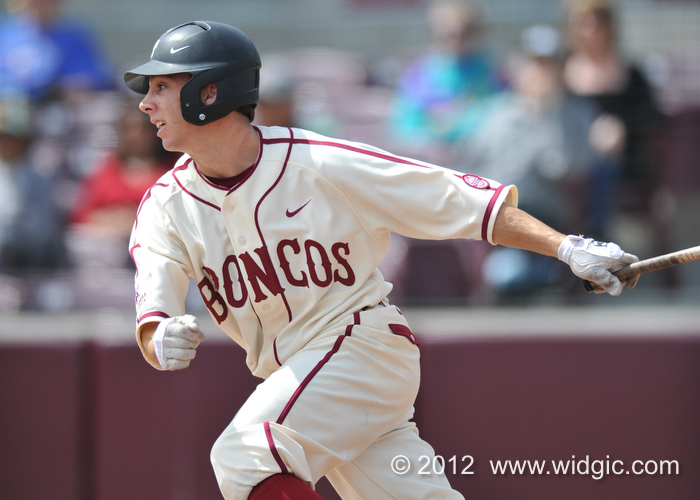 Santa Clara Baseball Can't Avoid Sweep at Gonzaga