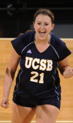 UCSB Opens Season With Three-Set Sweep Over St. John's